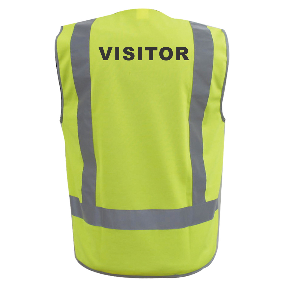 UU008 Safety Vest VISITOR
