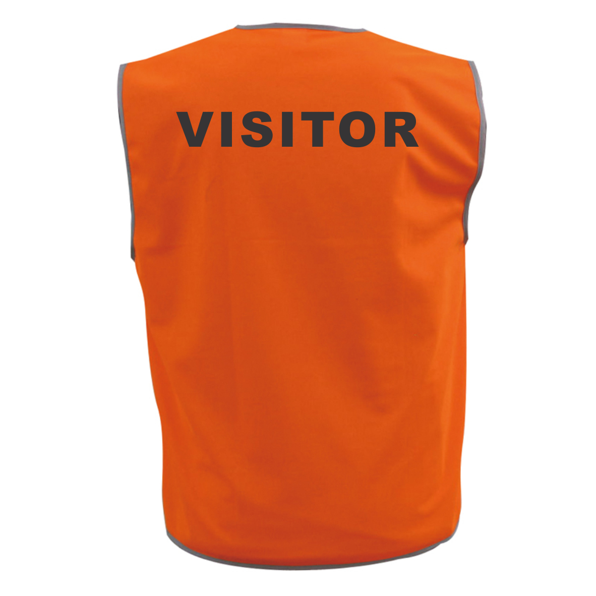 UU009 Safety Vest VISITOR